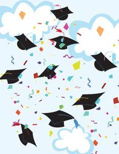 Congrats Grad eGifter greeting card!