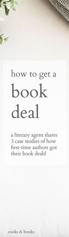 Love the acknowledgment that each writer is UNIQUE!! Publishers have to recognize that, too.