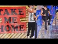 (HD) Heart Attack - One Direction Live Hershey, PA 7/6/13