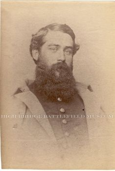 (1865, Apr. 6) Theodore Read (USA) - Battle of High Bridge (KIA)