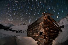 Wonders Of The Night - Colorado Captures / Rocky Mountain Fine Art Photography