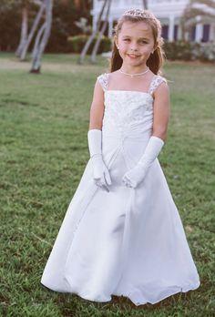 David's Bridal -  FG9010  