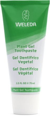 Plant Gel Toothpaste by Weleda