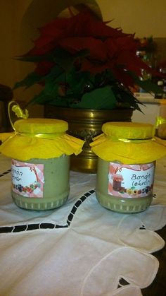 Candle Jars, Candles, Ketchup, Pudding, Cookies, Baking, Fruit, Vegetables, Cake