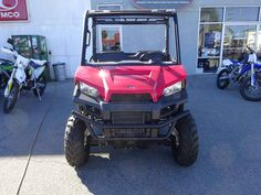 New 2016 Polaris Ranger® 570 ATVs For Sale in California. MSRP $9999 ON SALE $8990! Plus Fees PLUS $800 REBATEAND 2.99% FINANCING!(oac)till 12/31/16 Get more done around home or property Powerful 44 hp ProStar® EFI engine Increased suspension travel and refined cab comfort, including Lock & Ride® Pro-Fit integration CREDIT PROBLEMS? WE CAN HELP! Price does not include government fees, taxes, dealer freight/preparation, dealer document preparation charges or any finance charges (if…