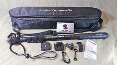 Perche égoportrait Quikpod Extreme de Digipower   18$ 🤪Livraison Gratuite🤪  #digipower #quikpod #gopro Gopro, Promotion, Bags, Products, Handbags, Bag, Totes, Hand Bags