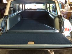 '63 Chevrolet Bel Air/150/210 Wagon'