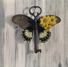 "Jon Jaylo - ""Of Faith and Wisdom 1"" - oil on canvas - 25.4 x 25.4cm (10""x10"") - *price on enquiry"