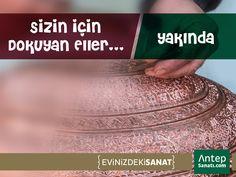Gaziantep'in bakır, ahşap ve üfleme cam sanatı. www.antepsanati.com