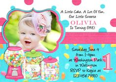 Hey, I found this really awesome Etsy listing at https://www.etsy.com/listing/97465914/sweet-shoppe-birthday-party-invitation
