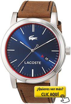 Reloj Lacoste - Hombre 2010848 #reloj #hombre
