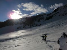 Romantische Schnee-Wildsafarie im 1. Wellness-Bauernhof Österreichs » TOUREAL Reisemagazin Wellness, Snow, Mountains, Nature, Travel, Outdoor, Hiking, Viajes, Outdoors