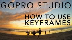 This tutorial teaches you how to use Keyframes in GoPro's free editing software to add transitions and visual effects to your videos. This editing technique . Gopro Photography, Photography And Videography, Gopro Drone, Gopro Hero 5, Film Studies, Visual Effects, Studio, Cameras, Action