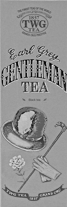 love Earl Grey Tea