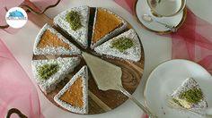 Yapımı Kolay Çikolata SOSLU DİLİM PASTA tarifi-İngiliz Keki-Masmavi3 Mutfakta • - YouTube