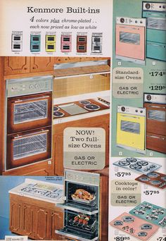 sears appliances stoves