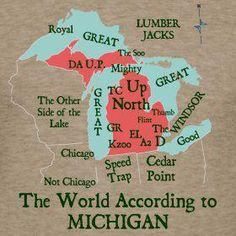 Pure Michigan  <3  #puremichigan lol @ The Ohio speed trap, that's exactly what we think.