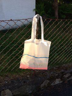 Hand drawn bag