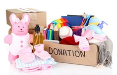 It is advised to discard all unwanted items before starting packing.