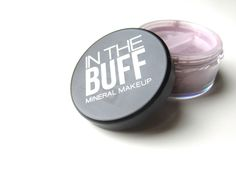 In The Buff Mineral Makeup Blusher Review   bbloggers beauty