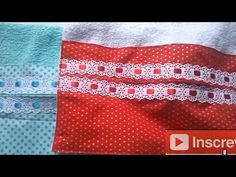 Dental, Paw Patrol, Make It Yourself, Youtube, Craft Projects, Silk Ribbon Embroidery, Cute Ideas, Towels, Step By Step