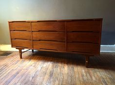 A personal favorite from my Etsy shop https://www.etsy.com/listing/292434003/mid-century-dresser-danish-modern