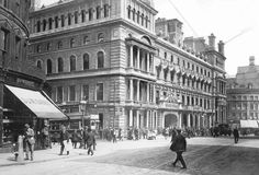 Birmingham Snow Hill Station: Another pre-First World War view of the ...