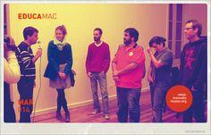 Imagen: Presentación de EDUCAmac – Talleres 2014 ante los medios de comunicación de Salta   Lugar: macsa – Museo de Arte Contemporáneo de Salta   Salta, Argentina.