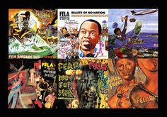 #FelaKuti#AlbumCovers#BlackArt | The Incredible Stories Behind Lemi Ghariokwu's Iconic Fela Kuti Album Covers (Fela Kuti Album Covers Lemi Ghariokwu)
