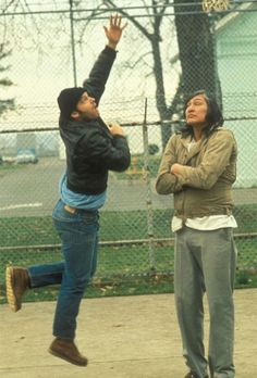 Jack Nicholson & Will Sampson, One Flew Over the Cuckoo's Nest, 1975, Miloš Forman