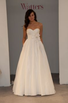So simple and elegant. Dress love
