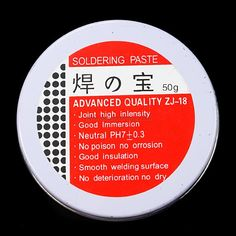 PH7 Soldering Flux (45g). Capacity: 45g. Tags: #Electrical #Tools #Hand #Tools #Soldering #Supplies