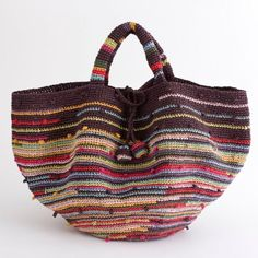 crochet bag by rosanna