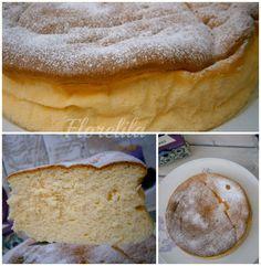 Tarta de queso con sólo tres ingredientes.                  Esta tarta es cómo morder una nube, os la recomiendo mucho, ya la he hecho va...
