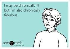 YOU are chronically fabulous! #paindoctorcares #spoonie
