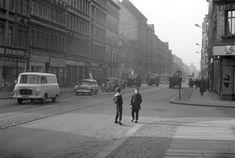 Straßenszene in Leipzig 1963 Paris, Street View, Leipzig, Zoological Garden, Binder, Childhood, City, History, Montmartre Paris