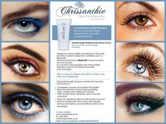 For more info on this product follow our page like and share please Chrissanthie Lid cleanser Chrissanthie Eyelid cleanser is an ophthalmologist and pharmacist designed product that aids in daily eyelid hygiene and removes all crusting around the eyelashes that can result from conditions such as blepharitis. Pleas follow us on https://www.facebook.com/lidcleanser?ref=hl