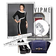 """""""VIPME 13"""" by melisa-hasic ❤ liked on Polyvore featuring Polaroid, women's clothing, women, female, woman, misses, juniors and vipme"""