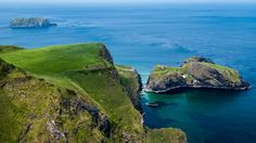 Carrick-a-Rede Rope Bridge was first erected by fishermen in 1755. © National Trust / Art Ward