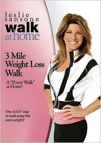 Leslie Sansone's 3 Mile Weight Loss Walk