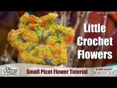 111 Best Free Video Tutorials by Mikey of The Crochet Crowd