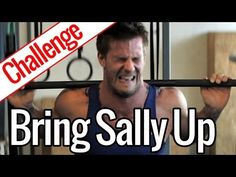 Bring Sally Up | Rich Froning Squat Challenge - YouTube