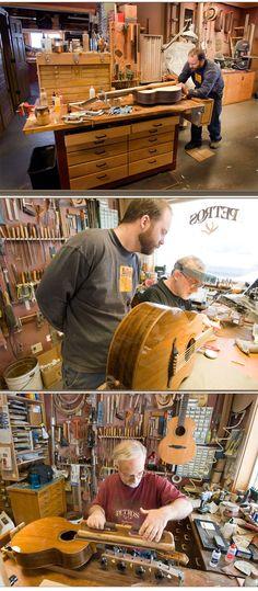 Luthier's workshop :: Petros Guitars   http://theluthiersworkshop.blogspot.ca/2012/08/petros-guitars-us.html