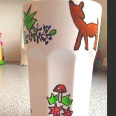 bambi mug Bambi, Planter Pots, Canning, Mugs, Tumblers, Mug, Home Canning, Conservation, Cups