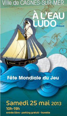 Journée organisée par la Ludothèque et la ville de Cagnes sur Mer - A l'Eau LUDOthèque© Azzura Lights - Tous Droits Réservés