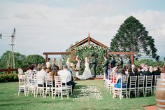 With a spectacular view of the sunshine coast hinterland, this venue is the perfect place for an intimate outdoor wedding! For more information, check out our website. Outdoor Wedding Venues, Wedding Ceremony, Montville Qld, Sunshine Coast, Wedding Gallery, Garden Styles, Beautiful Gardens, Garden Wedding, Perfect Place