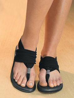 """Women's Sanuk Yoga Sling Sandals 