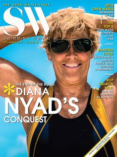 SW November 2013  Pictured: Diana Nyad