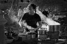 5125 Steamy rice noodles--Yangon , Myanmar | Flickr - Photo Sharing!