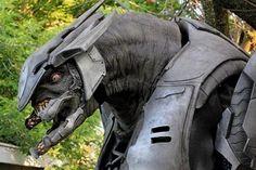 Epic Scale HALO Alien Costume